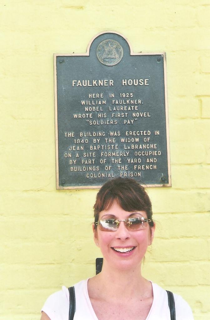 Faulkner House