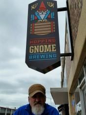 Hopping Gnome